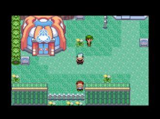 Pokemon emulator gamble football player
