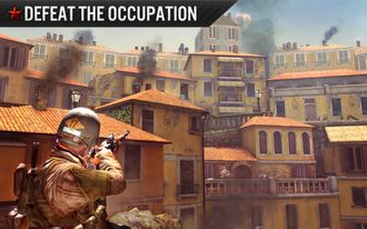 Frontline Commando Ww2