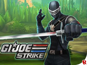 Gi Joe Strike