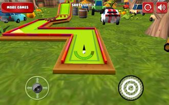 Mini Golf Cartoon Farm