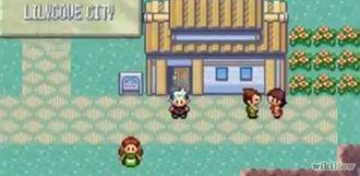 pokemon leaf green download for mobile