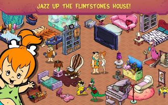 The Flintstones Bedrock