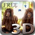 Wise Monkey 3d