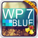 wp7blue-theme-go-launcher-ex