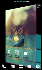 wp7blue-theme-go-launcher-ex4